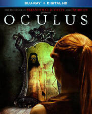 Oculus (Blu-ray Disc, 2014, Includes Digital Copy) Horror Film Scary WWE