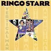 Ringo Starr - Vertical Man (1998). Very Rare Canadian Import