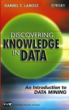Discovering Knowledge in Data: An Introduction to Data Mining-ExLibrary