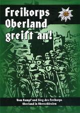 Freikorps Oberland attacchi a