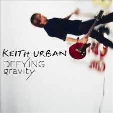 Defying Gravity by Keith Urban (CD, Mar-2009, Capitol)