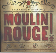 "Baz Luhrmann ""Moulin Rouge"" (Film Tie in) Very Good Book"