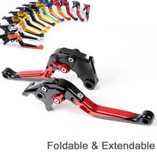 For Ducati STREETFIGHTER 848 2012-2015 Folding Extending Brake Clutch Levers