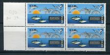 Mexico 1996 Tourism Sinaloa Error - Scott 1969a, Block with 3x 1969 1x 1799 Bird
