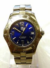 TAG HEUER Professional 2000  WATCH (WN1112-0) used stainless steel men's