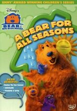 Bear In The Big Blue House A Bear For All Seasons DVD Kids Children Toddler Song