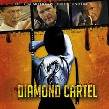 Diamond Cartel - Original Soundtrack CD  DMX Warlocks 3Teeth Captain Beyond ANL