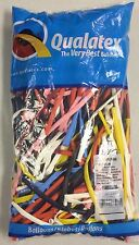 Qualatex Classic Assortment Animal Twist 250 Count Size 260Q Balloon Pro Pack