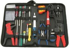 Mercury 710.368 Electrical Tool Set Kit Screwdrivers Soldering Iron Pliers Pump