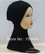 Muslim Hijab Styling Full Cover Under Scarf Ninja Inner Plain Hat Cap Bonnet,