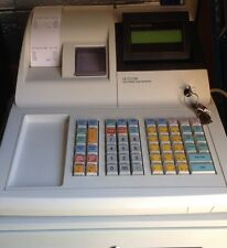 Sam4S Er-5215M Electronic Cash Register With 6 Till Rolls