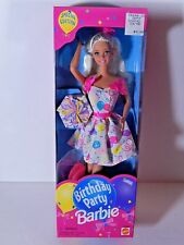 NIB BARBIE DOLL 1997 BIRTHDAY PARTY   SALE! MORE BARBIE VISIT OUR STORE