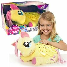 New My Little Pony Fluttershy Twinkle Star Lights Color Changing Plush Official