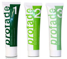 PROFADE 1.2.3 CREAM Tattoo removal New formula to remove old and new tattoo
