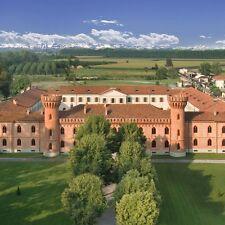 4 Tage Urlaub 4* Schlosshotel Albergo dell Agenzia Pollenzo Bra Cuneo Piemont