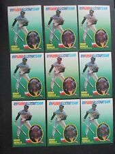Bobby Bonilla – 20 Card Lot 1989 Fleer All-star #1  Look: Nice Lot!!!