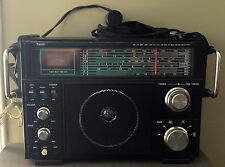 Vintage Rhapsody Multiband Radio Receiver RY-610, AM CB SW1 SW2 FM TV AIR WB PB