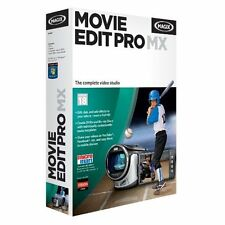 Movie Edit Pro 18 MX Video Software Brand New