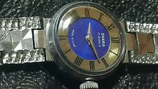 VINTAGE WATCH USSR RUSSIA CHAIKA GULL AMAZING ART DECO Women's