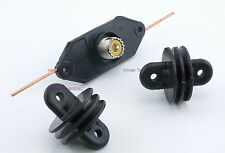 Dipole or Inverted Vee Building Kit - Center and End Insulators - Sold by W5SWL