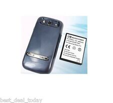 Mugen Power 4600MAH Extended Battery For Samsung Galaxy S3 SIII I747 AT&T Blue