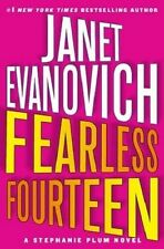 Fearless Fourteen by Janet Evanovich (2009, Paperback, Reprint)
