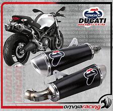 Termignoni Carbone - Ducati Monster 696 / 796 / 1100 Pots D'Echappement Escapess