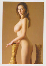 Postcard Nude Sexy Girl Bare Butt Topless Breast Babe Color Photo Post Card 7067