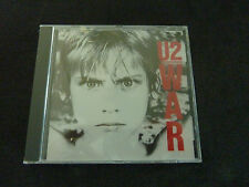 U2 WAR RARE NEW SEALED CD! BONO THE EDGE LARRY MULLEN ADAM CLAYTON