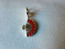 Thomas Sabo Red Open Fan Charm