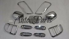 For 1996 - 2000 Toyota Rav4 Rav 4 Chrome Accessory ABS Molding Trim Kit Set 17p