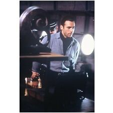 Highlander Adrian Paul Leaning Back by Port Hole on Ship 8 x 10 inch photo