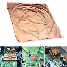 100Pcs 14x14cm Copper Sheets Leaf Foil Wrapping Paper For Gilding Art Craft Work