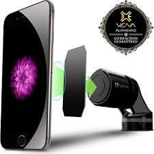 Magnetic Car Mount Cell Phone Holder Stand for iPhone 7 6S 6 Plus Galaxy S8 S7