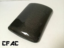 CFAC Carbon Fiber Kevlar Hybrid Armrest Lid Cover FOR 95 - 99 Mitsubishi Eclipse