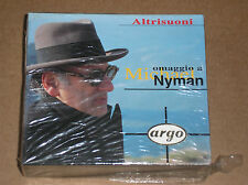 OMAGGIO A MICHAEL NYMAN (LEMPER, BALANESCU) - BOX 4 CD SIGILLATO (SEALED)
