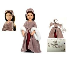 Matilda Tudor A Girl For All Time Vintage Classic Antique Girls Doll 17""