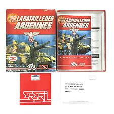 Jeu La Bataille Des Ardennes Sur PC Big Box / Boite Carton