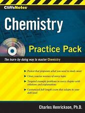 CliffsNotes Chemistry Practice Pack (CliffsNotes (Paperback))