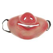 Latex Half Face Pig Nose Snout Mask Fancy Dress Stag Night Novelty Animal