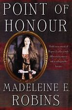 Point of Honour 1 by Madeleine E. Robins (2013, Paperback)