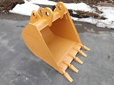"New 36"" Case 580N Backhoe Bucket (with teeth)"