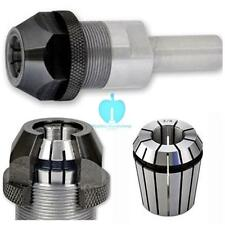 Router Collet Extension Kit to suit all 1/2 inch Routers Includes Collet
