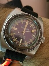 "Wonder Watch diver 20 atmos (200 mt) automatic "" Vintage 70's """