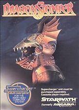 DRAGONSTOMPER - StarPath Arcadian SuperCharger Atari Video Computer System-1982