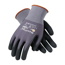 PIP 34-874/XL MaxiFlex Ultimate Nitrile Micro-Foam Coated Gloves, XL, 12 Pair