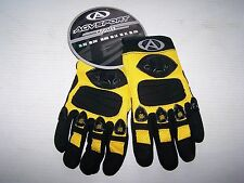 NEW AGV COOLTEX GLOVE YELLOW X SMALL