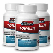 TONALIN.WEIGHT MANAGEMENT.REDUCE BODY FAT(3 Bottles)