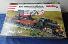 marklin delta starter set never used new in box 2915 ho trains train