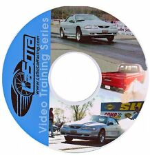 Pro Racer Training Video CD for SCT Pro Racer / Advantage Software by Don LaSota